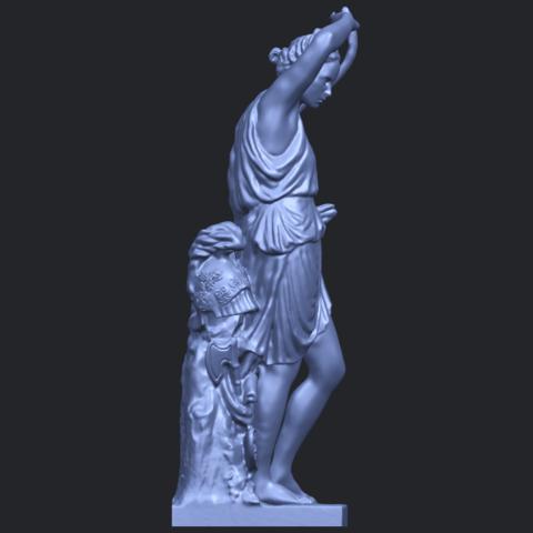 06_TDA0257_Female_WarriorB09.png Download free STL file Female Warrior • 3D print model, GeorgesNikkei