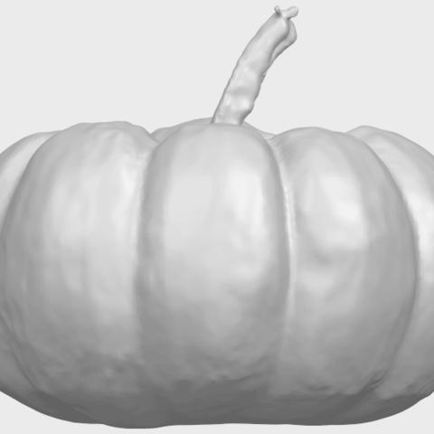 17_TDA0614_Pumpkin_02A01.png Download free STL file Pumpkin 02 • 3D print template, GeorgesNikkei