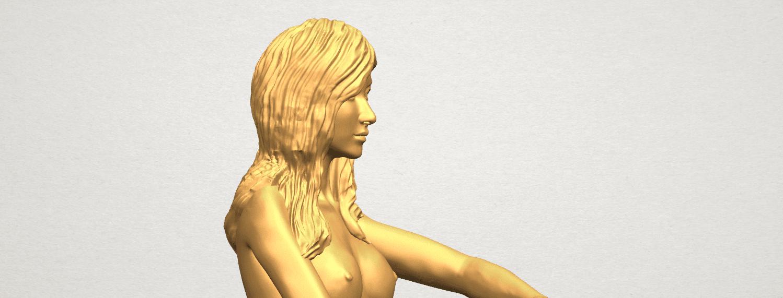 TDA0462 Naked Girl 16 A07.png Download free STL file Naked Girl 16 • 3D printable design, GeorgesNikkei