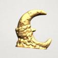 Moon - B01.png Télécharger fichier STL gratuit Lune • Design pour impression 3D, GeorgesNikkei