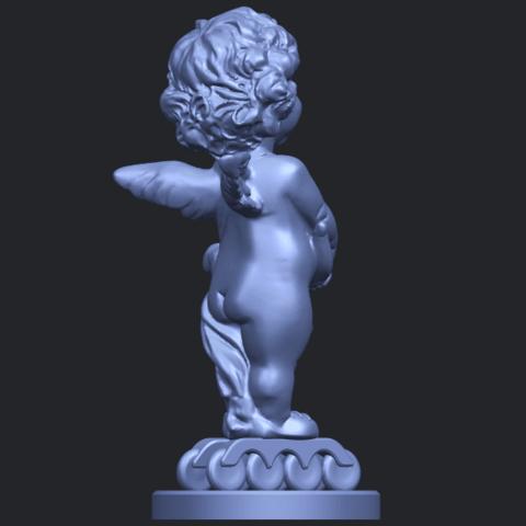 16_TDA0479_Angel_Baby_02B08.png Télécharger fichier STL gratuit Bébé Ange 02 • Plan pour imprimante 3D, GeorgesNikkei