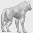 14_TDA0610_WolfA05.png Download free STL file Wolf • 3D printable design, GeorgesNikkei