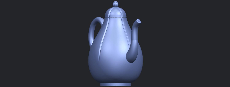 19_TDA0323_Tea_Pot_iiB08.png Download free STL file Tea Pot 02 • 3D printer template, GeorgesNikkei