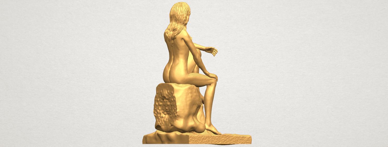 TDA0462 Naked Girl 16 A05.png Download free STL file Naked Girl 16 • 3D printable design, GeorgesNikkei