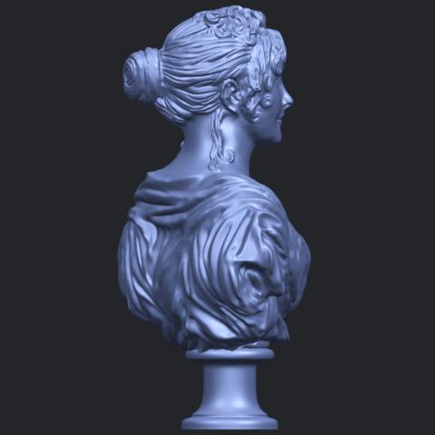 24_TDA0201_Bust_of_a_girl_01B08.png Télécharger fichier STL gratuit Buste d'une fille 01 • Modèle à imprimer en 3D, GeorgesNikkei