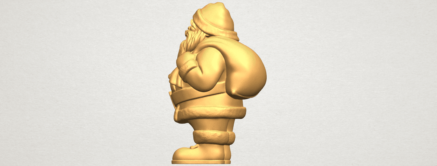 TDA0579 Santa Claus A04.png Download free STL file Santa Claus • Object to 3D print, GeorgesNikkei