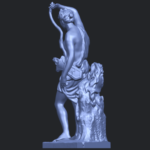 06_TDA0257_Female_WarriorB05.png Download free STL file Female Warrior • 3D print model, GeorgesNikkei