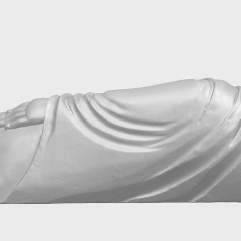 06_TDA0179_Sleeping_Buddha_(i)_88mmA07.png Download free STL file Sleeping Buddha 01 • 3D printable design, GeorgesNikkei