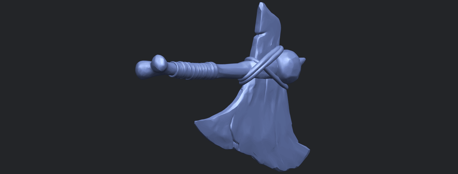 30_TDA0541_Pirate_AxeB05.png Download free STL file Pirate Axe • 3D printer template, GeorgesNikkei
