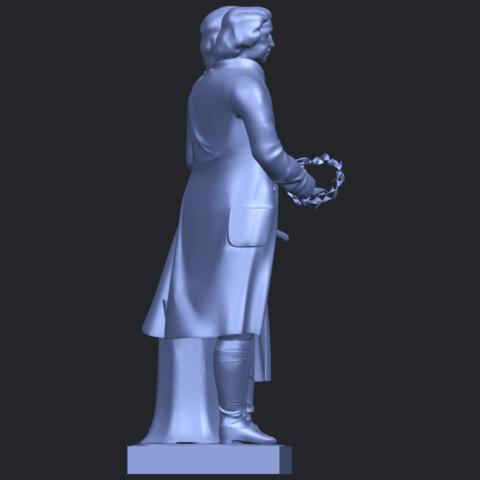 15_Goethe_schiller_80mmB09.png Télécharger fichier STL gratuit Goethe Schiller • Modèle imprimable en 3D, GeorgesNikkei