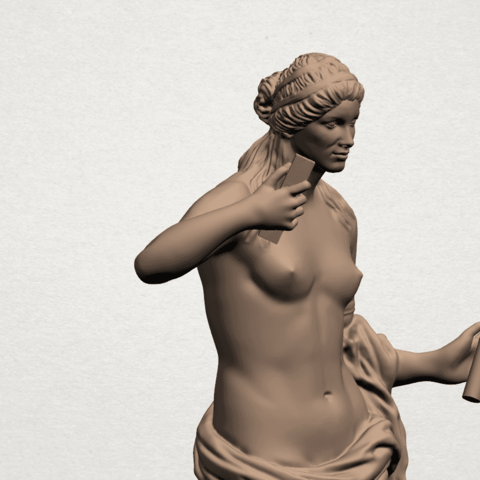 Naked Girl (xi) A08.png Download free STL file Naked Girl 11 • 3D printable model, GeorgesNikkei
