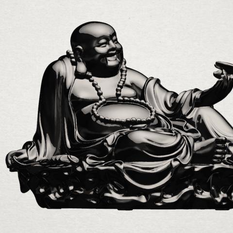 Metteyya Buddha 06 - B06.png Download free STL file Metteyya Buddha 06 • 3D print model, GeorgesNikkei