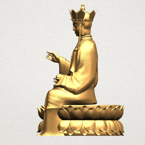 Tang Monk Xuan Zang A03.png Télécharger fichier STL gratuit Tang Monk Xuan Zang Zang • Plan à imprimer en 3D, GeorgesNikkei