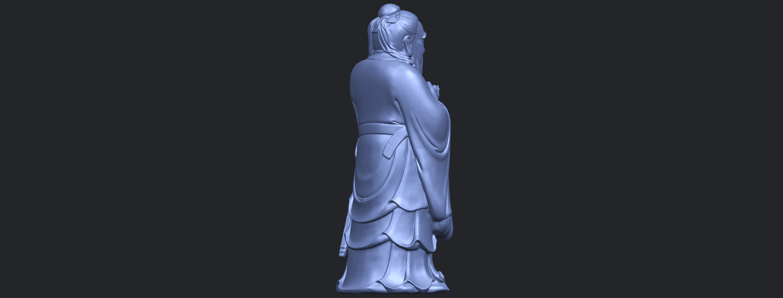 13_TDA0341_ConfuciusB08.png Download free STL file Confucius • 3D printable model, GeorgesNikkei