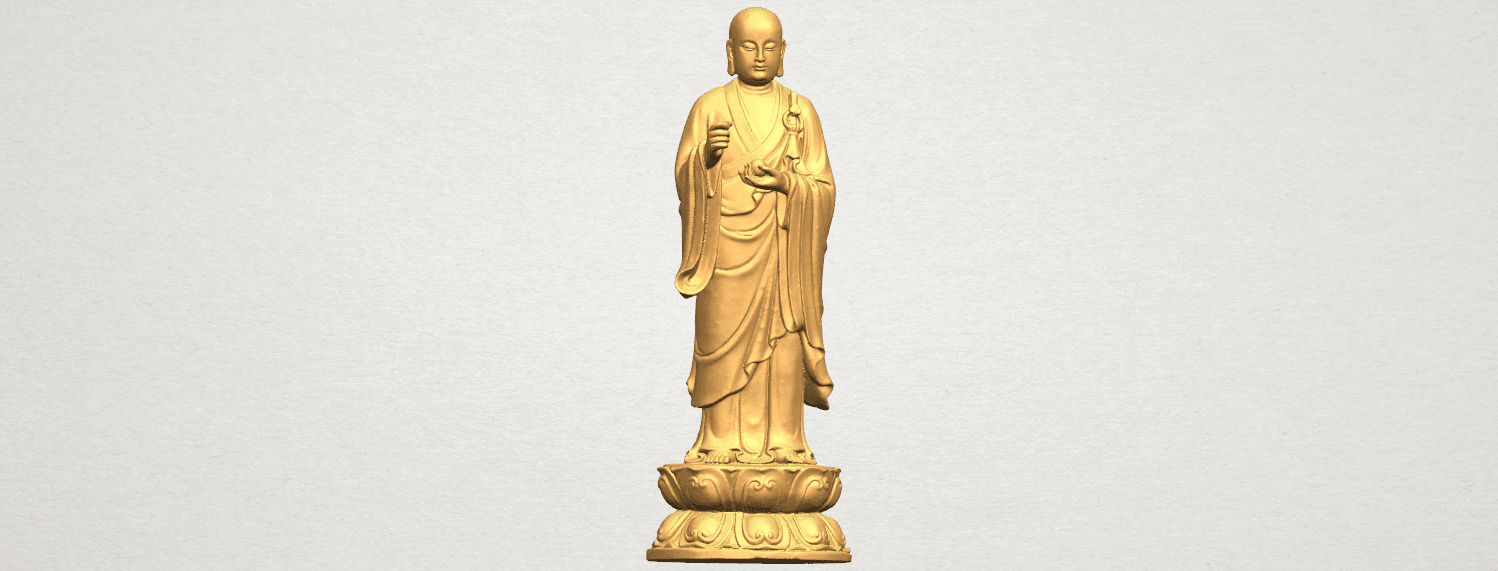 TDA0495 The Medicine Buddhav A01 ex500.png Download free STL file The Medicine Buddha • 3D print object, GeorgesNikkei