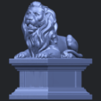 01_TDA0499_Lion_04B02.png Download free STL file Lion 04 • Template to 3D print, GeorgesNikkei