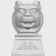 15_TDA0510_Chinese_Horoscope_of_Tiger_02A01.png Download free STL file Chinese Horoscope of Tiger 02 • 3D print object, GeorgesNikkei