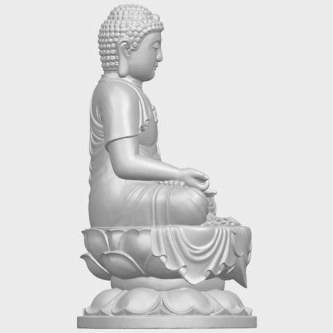 01_TDA0174_Gautama_Buddha_(ii)__88mmA09.png Download free STL file Gautama Buddha 02 • 3D print template, GeorgesNikkei