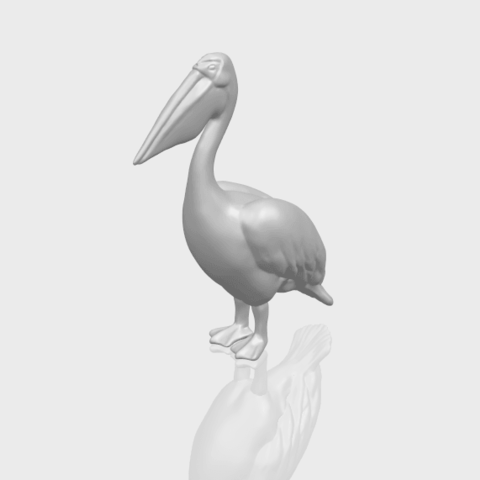02_TDA0596_PelicanA00-1.png Download free STL file Pelican • 3D print model, GeorgesNikkei