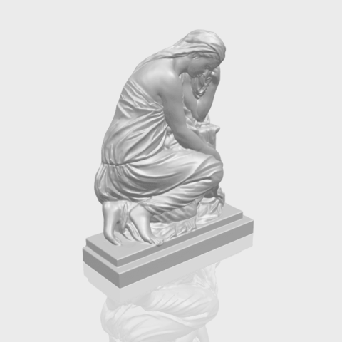 06_TDA0548_Sculpture_of_a_girl_02A00-1.png Download free STL file Sculpture of a girl 02 • 3D printable template, GeorgesNikkei