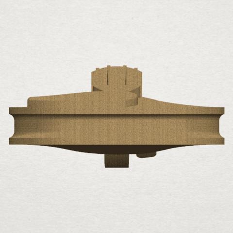TDA0305 Violin A05.png Download free STL file Violin • 3D print design, GeorgesNikkei