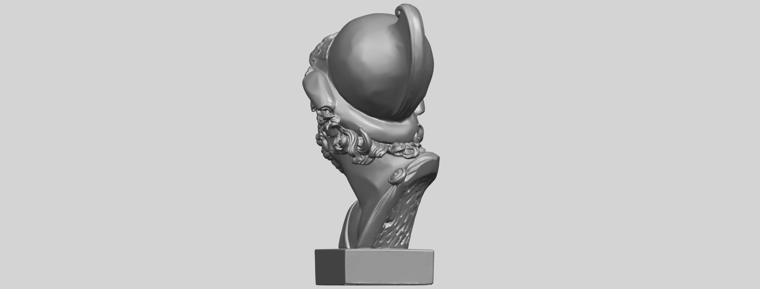 14_TDA0244_Sculpture_of_a_head_of_manA05.png Download free STL file Sculpture of a head of man • 3D printable design, GeorgesNikkei