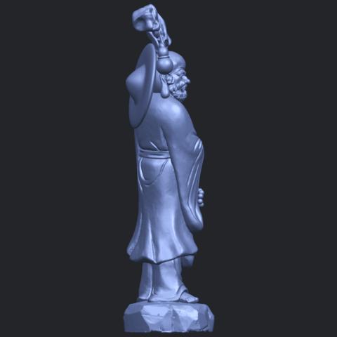 10_TDA0338_Da_Mo_ivB09.png Télécharger fichier STL gratuit Da Mo 04 • Design pour imprimante 3D, GeorgesNikkei