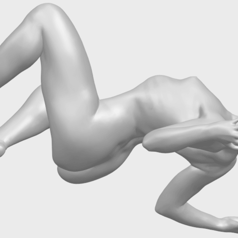 07_TDA0282_Naked_Girl_A09A04.png Download free STL file Naked Girl A09 • 3D print object, GeorgesNikkei