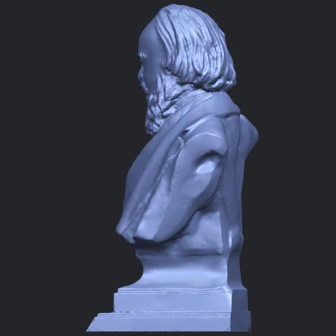 05_TDA0621_Sculpture_of_a_head_of_man_03B04.png Télécharger fichier STL gratuit Sculpture d'une tête d'homme 03 • Plan pour impression 3D, GeorgesNikkei