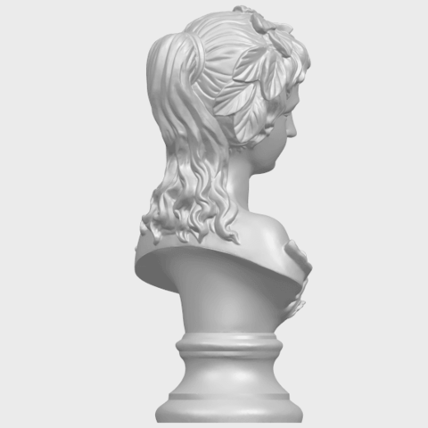 12_Bust_of_Venus_80mmA08.png Download free STL file Bust of Venus • 3D print model, GeorgesNikkei
