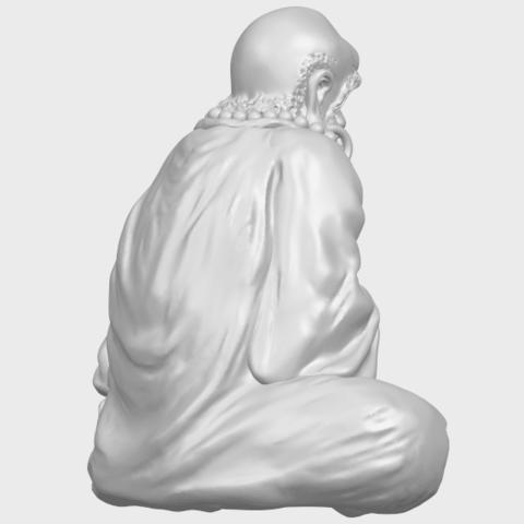 02_Da_Mo__(i)_88mmA08.png Télécharger fichier STL gratuit Da Mo 01 • Modèle imprimable en 3D, GeorgesNikkei