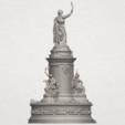 TDA0242 Place de la Republique A05.png Download free STL file Place de la Republique • 3D printer model, GeorgesNikkei