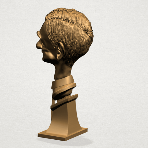 Sculpture of a man - B03.png Download free STL file Sculpture of a man 01 • 3D printable object, GeorgesNikkei