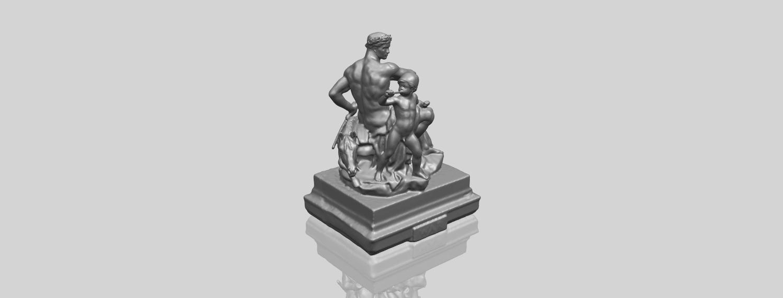 05_TDA0220_Father_and_Son_(ii)_88mmA00-1.png Télécharger fichier STL gratuit Père et Fils 02 • Plan à imprimer en 3D, GeorgesNikkei