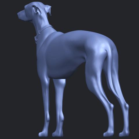 20_TDA0531_Skinny_Dog_03B08.png Download free STL file Skinny Dog 03 • 3D printer model, GeorgesNikkei