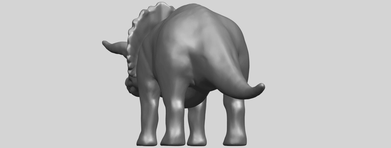 17_TDA0759_Triceratops_01A03.png Télécharger fichier STL gratuit Triceratops 01 • Modèle pour imprimante 3D, GeorgesNikkei