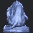16_Lion_(iii)_with_snake_60mm-B04.png Télécharger fichier STL gratuit Lion 03 - avec serpent • Modèle imprimable en 3D, GeorgesNikkei