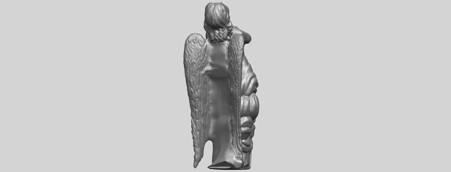 04_Angel_iii_88mmA07.png Download free STL file Angel 03 • 3D printable object, GeorgesNikkei
