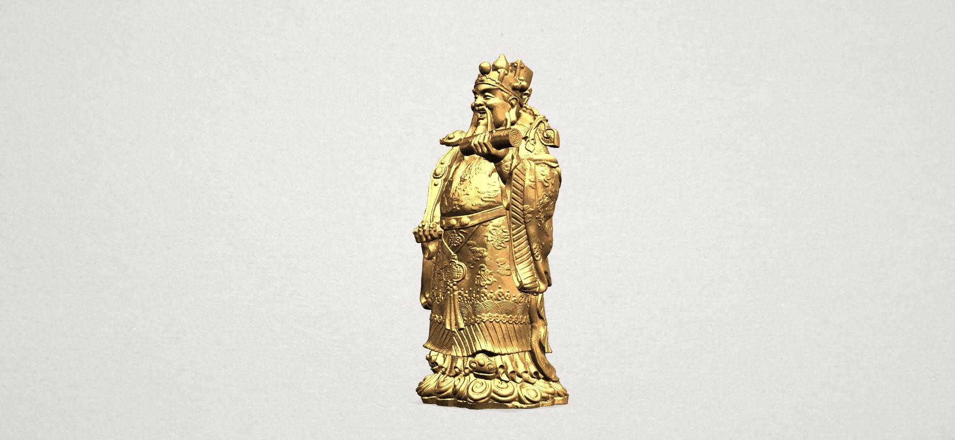 God of Treasure - B02.png Download free STL file God of Treasure • 3D printing model, GeorgesNikkei