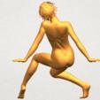 Télécharger objet 3D gratuit Fille nue G02, GeorgesNikkei