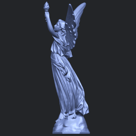 17_TDA0202_Statue_01_-88mmB04.png Download free STL file Statue 01 • Object to 3D print, GeorgesNikkei