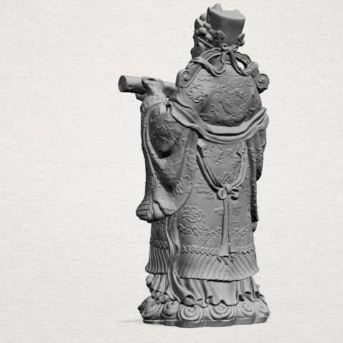 God of Treasure - A04.png Download free STL file God of Treasure • 3D printing model, GeorgesNikkei