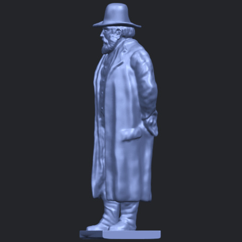 08_TDA0210_Sculpture_of_a_man_88mmB03.png Download free STL file Sculpture of a man 02 • Object to 3D print, GeorgesNikkei