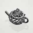 Download free 3D printer templates Necklaces -Tea pot, GeorgesNikkei