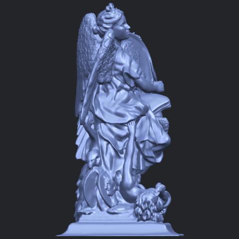 17_TDA0206_Angel_viB09.png Télécharger fichier STL gratuit Ange 06 • Modèle pour imprimante 3D, GeorgesNikkei