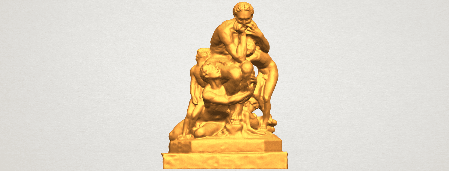 A01.png Download free STL file Ugolino And Sons • 3D printer template, GeorgesNikkei