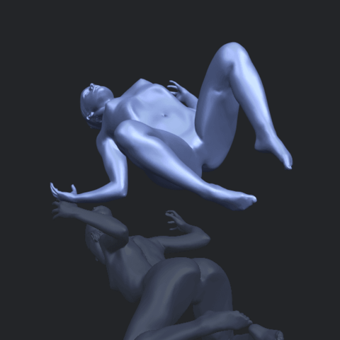 07_TDA0282_Naked_Girl_A09B00-1.png Download free STL file Naked Girl A09 • 3D print object, GeorgesNikkei