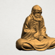 Download free 3D printing templates Da Mo 01, GeorgesNikkei