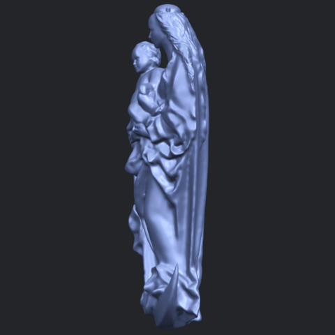 18_TDA0203_Mother_and_Child_(vi)_-88mmstlB04.png Download free STL file Mother and Child 06 • 3D printing template, GeorgesNikkei