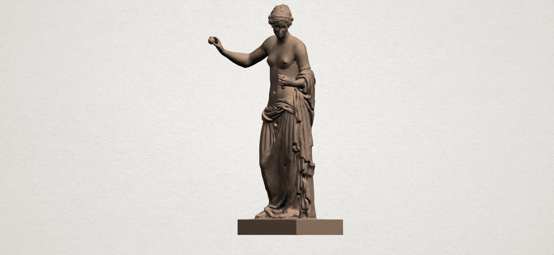 Naked Girl (xiv) A02.png Télécharger fichier STL gratuit Fille nue 14 • Plan pour imprimante 3D, GeorgesNikkei